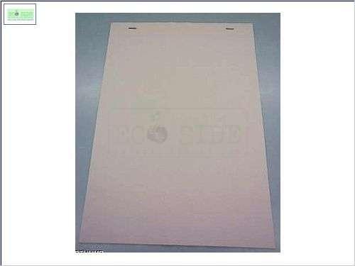 Bloco para flip chart formato 66x96 cm
