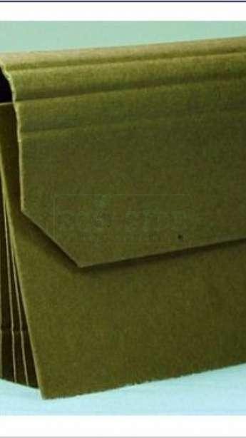 Porta Cartão em Papel Kraft
