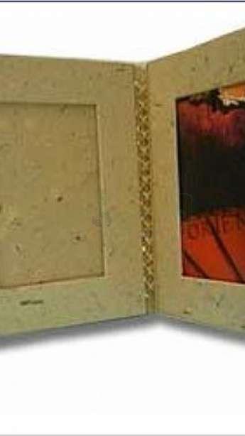 Porta Retrato Duplo