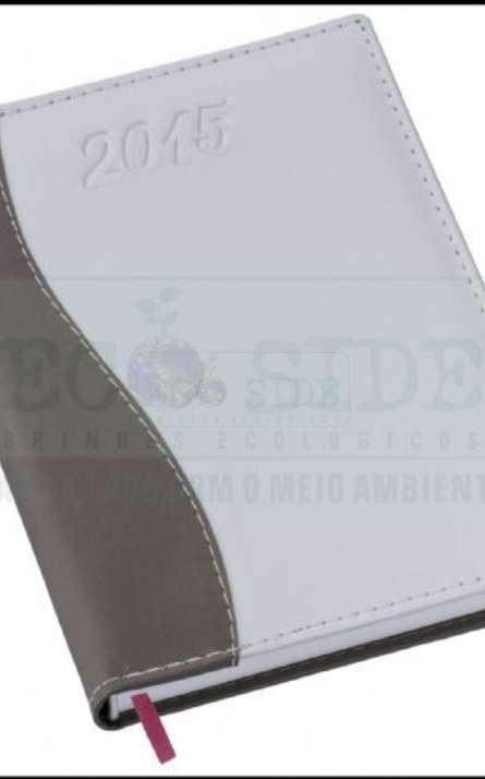 Agenda reciclada Diaria Modelo Executivo - Foto: 58