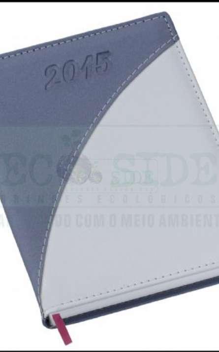 Agenda reciclada Diaria Modelo Executivo - Foto: 62