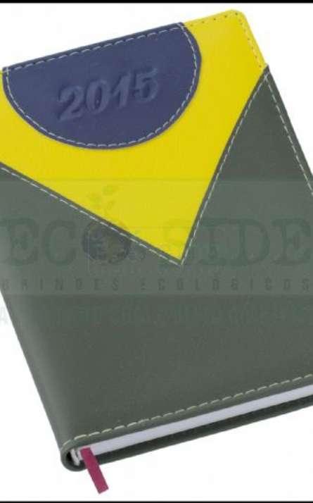 Agenda reciclada Diaria Modelo Executivo - Foto: 77