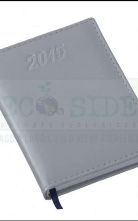 Agenda reciclada Diaria Modelo Executivo - Foto: 80