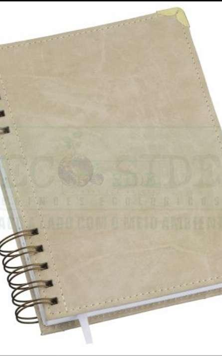 Agenda reciclada Diaria Modelo Executivo - Foto: 88