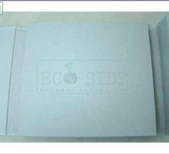 Foto: Bloco Reciclado de mesa em papel artesanal