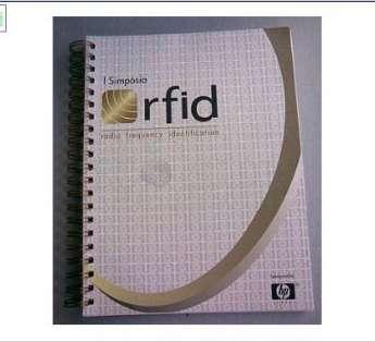 Caderno Capa Flexivel com Espiral Plastica