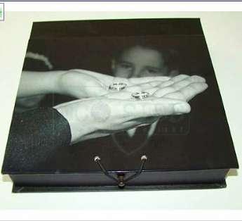 Caixa Para DVD e Album de fotografia