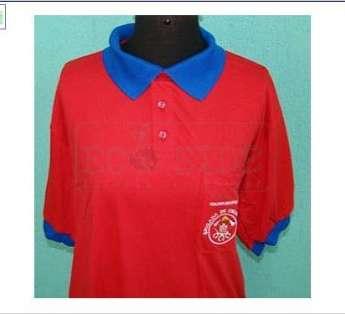 Foto: Camiseta em malha Pet piquet modelo Polo