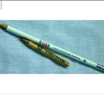 Lapis de Madeira Certificada de Reflorestamento
