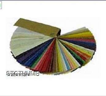 Foto: Papeis artesanais de fibras naturais