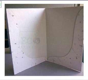 Foto: Pasta com Bolso em papel Artesanal