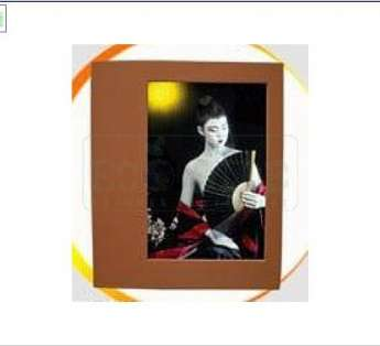 Foto: Porta Retrato em MDF