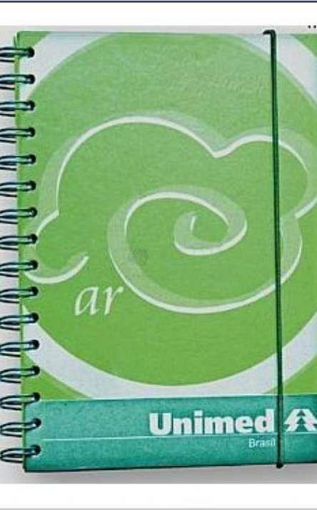 capa impressa em offset