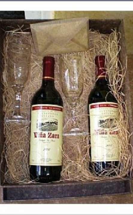 caixa para vinho em papel artesanal de fibras naturais