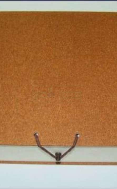 Caixa em papel artesanal