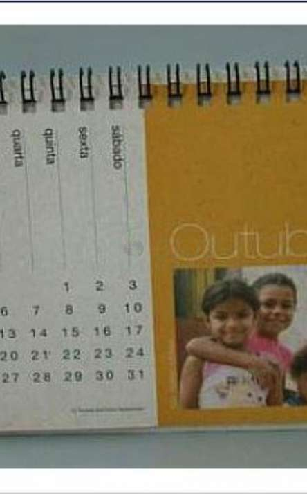 lamina interna do calendario