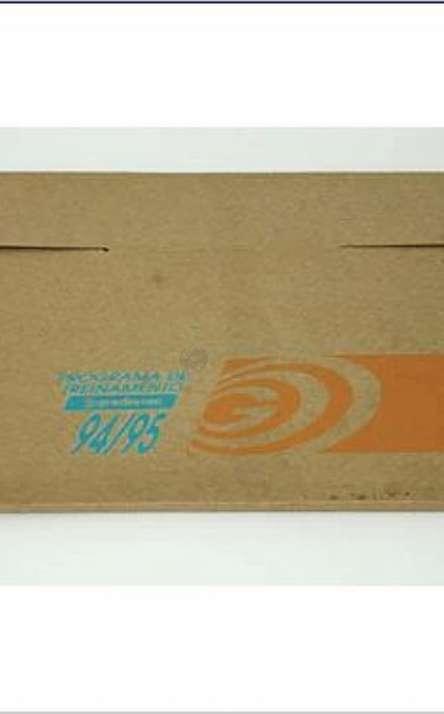 pasta congresso em papel kraft