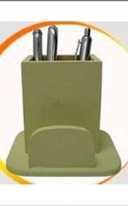 Porta Canetas e celular em mdf