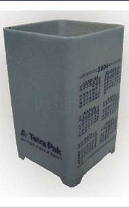 Porta Lapis em Tetrapack