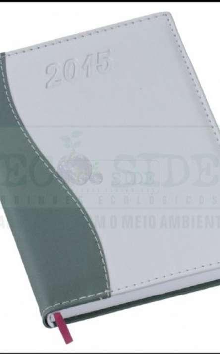 Agenda reciclada Diaria Modelo Executivo - Foto: 55